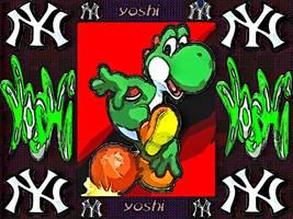 Yoshi by BrandyKoopa92