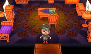 ready for halloween by BrandyKoopa92
