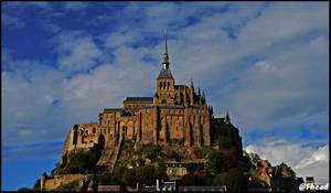 Mont Saint Michel by Fhead