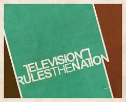 TeleVISIONrtNATION by skryingbreath