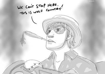 Fear and Loathing in Arendelle by Aphius