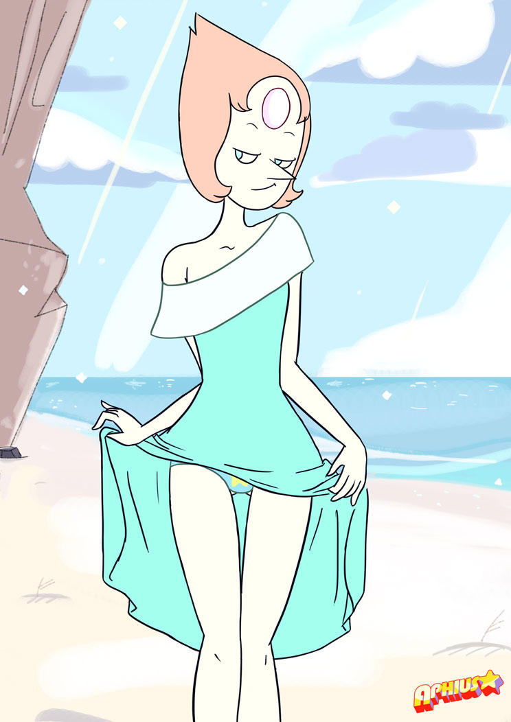 Summer Pearl - Beach Party by Aphius