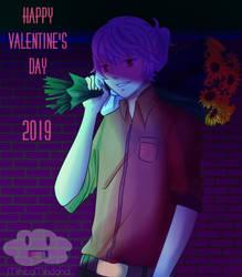 Happy Valentine's Day With Shea by MikitaMiridoka