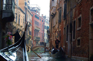 Canals by alleah1971