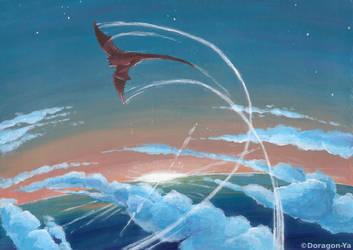 Freedom. by Doragon-Ya