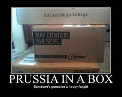 Prussia in a Box by edwardsuoh13