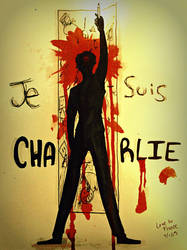 Je Suis Charlie by edwardsuoh13