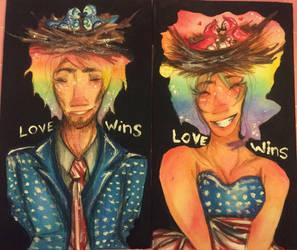 Love Wins! by edwardsuoh13