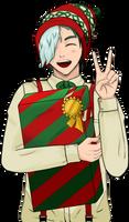 Dez Reyener - Merry Christmas! by SuperAj3