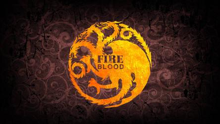 Game Of Thrones House Targaryen by knolte4fun