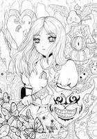 Alice - WIP by Sanarar71