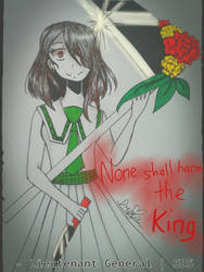 None shall harm the king by ChocoWeeabo