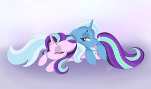 My little shipping - Sweet dreams by black-cat-kira