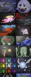 Acen Paintings by Jexebele