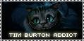 Tim Burton Addict icon by Arkyz
