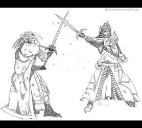 [COMM] FoxVGS by SkyGiratina00