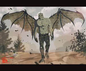 [COMM] Grimaria-Grim by SkyGiratina00