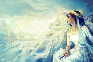 The Forgotten Tale of Larsa by escume