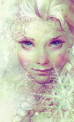 Elsa by escume