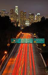 Heading downtown by yo13dawg