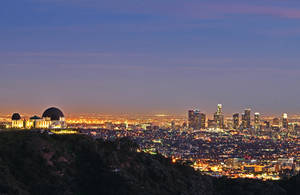 Los Angeles lights by yo13dawg
