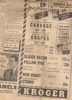Vintage News Paper I by LogicalXStock