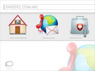 Swisstec.com.mx Icons by Jaziel