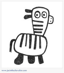 Zebre zebre by Jassou
