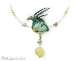 Faerie dragon by metazoe