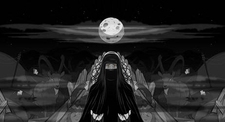 Asiya by blindn