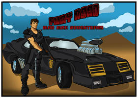 Fury Road: Mad Max Adventures by drawnblud