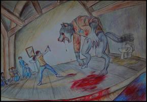 Kill the Devil by AliveArsenic