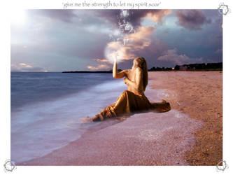 Let My Spirit Soar by Violue