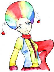 Rainbow Avatar by Violue