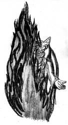 Inktorber - #6 Burning by SoulStormHNS