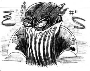 Inktorber - #8 Revenant by SoulStormHNS