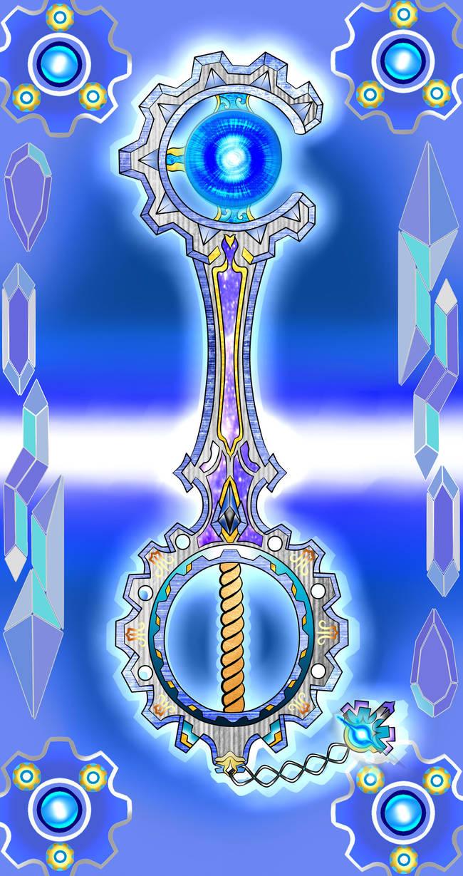 Keyblade - Light Seeker by SoulStormHNS