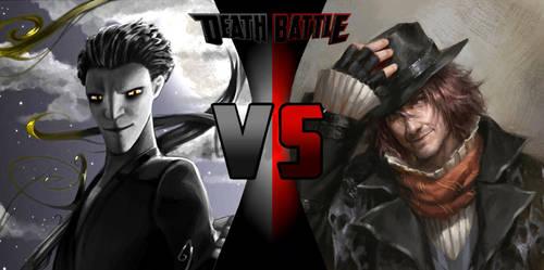 Death Battle - Fallen from grace by SoulStormHNS