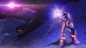 Fortnite - Beyond Galaxy (Fortnite Wallpaper) by Logemann-Design