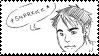 Snnrrkk Stamp by DarkChibiShadow