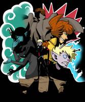 Mending by DarkChibiShadow