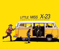Little miss X23 by liaartemisa