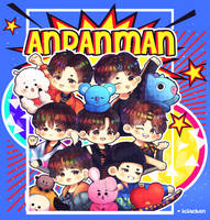 Waiting 4 U ANPANMAN! by IciaChan