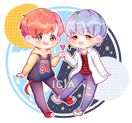 Sope Keychain Design!! (Coming soon) by IciaChan