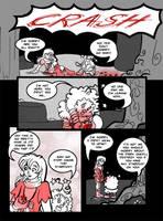 Rainbow Brite fanzine, page 4 by luxshine