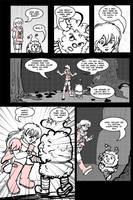 Rainbow Brite fanzine, page 5 by luxshine