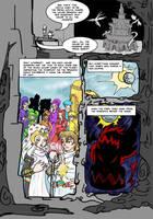 Rainbow Brite fanzine, page 6 by luxshine