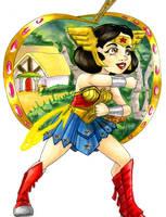Wonder Snow White by luxshine