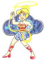Wonder Cinderella by luxshine
