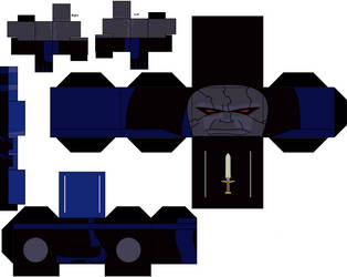 Darkseid (STAS) by theSwordofRainbows